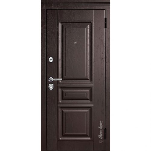 Steel doors for an apartment M601 METALUKS