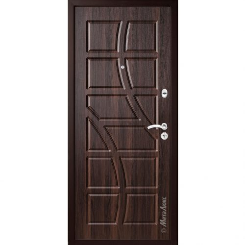 Metal door for apartment or house М6/2 М-Lux