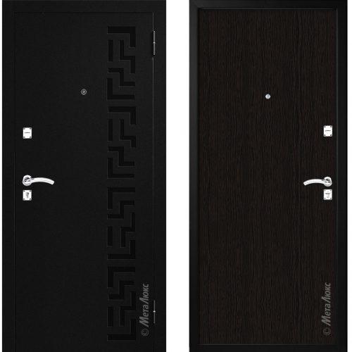 metala durvis