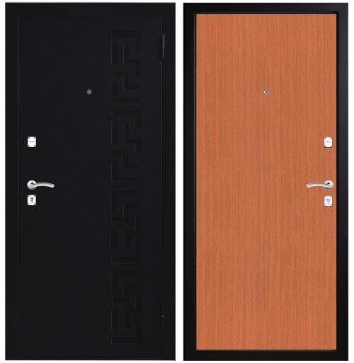Labas un lētas metāla durvis M101.