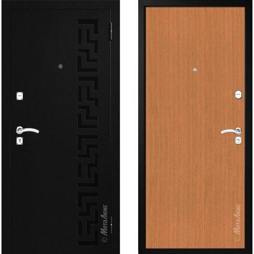 Exterior metal doors M101