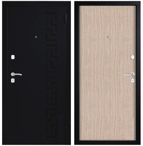 Labas un lētas metāla durvis M102.