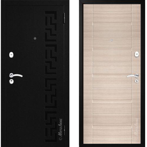 Exterior metal doors M201