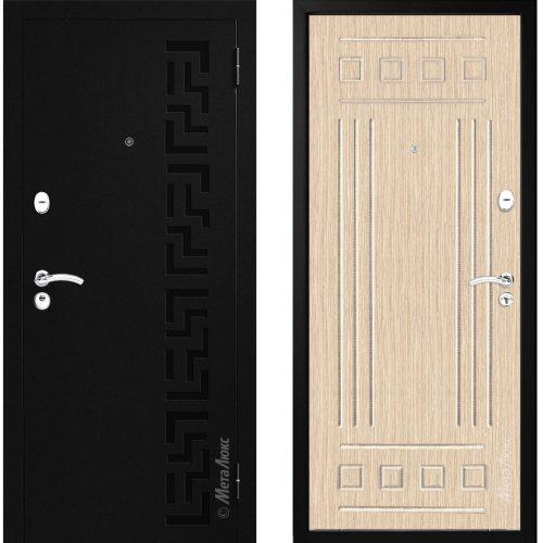 Exterior metal doors M203