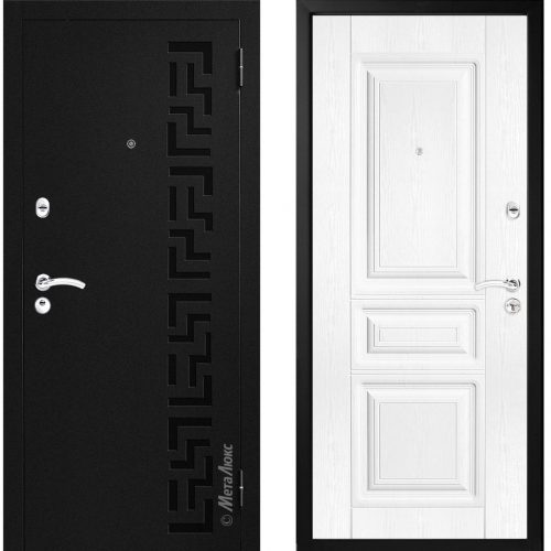 Metal door for apartment or house M29 М-Lux