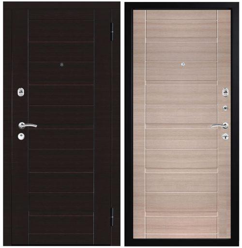 Metāla durvis dzīvoklim M301