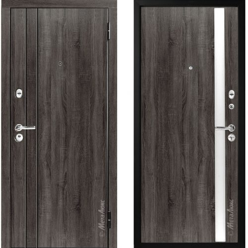 Metal doors M33/2 for an apartment от M-Lux.