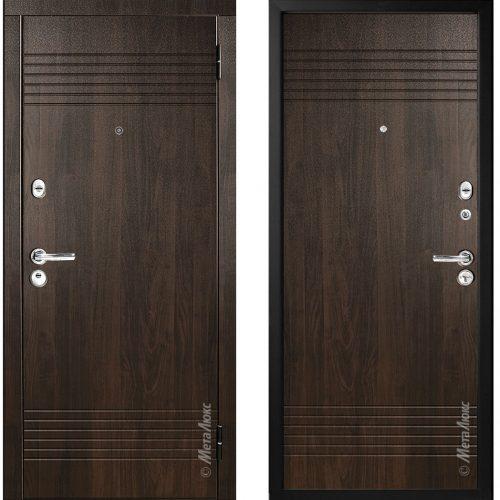 Металлические двери с современным дизайном для квартиры или дома. Только 418,00 €.