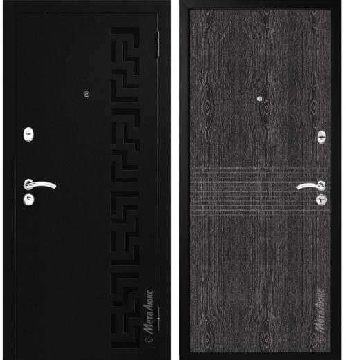 Стальные двери М46/1 на дом, дачу, коттедж или квартиру