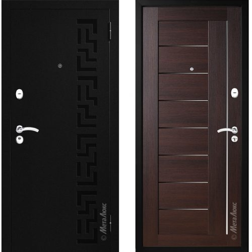 Metal door for house and apartment M530