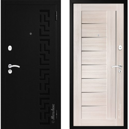 Metal door for house and apartment M531