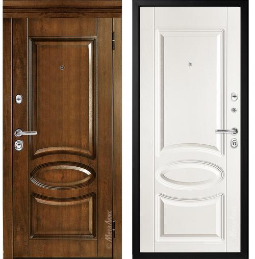 Железные двери для квартиры или дома M71/10