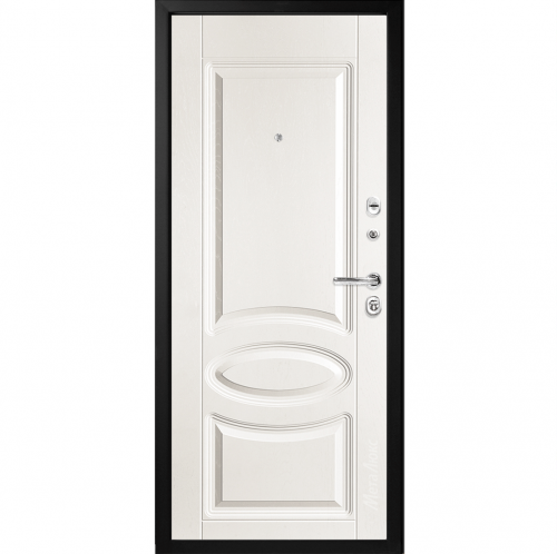 Steel doors for an apartment or house M71/10