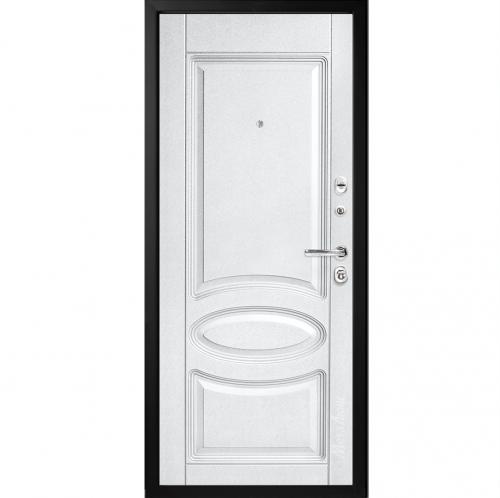 Steel doors for an apartment M71/3 METALUKS