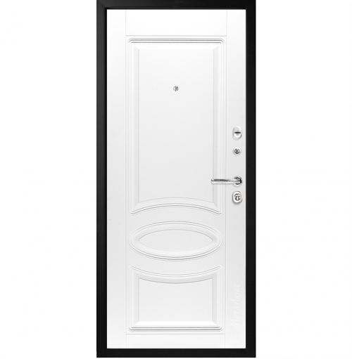 Steel doors for an apartment or house M71/9