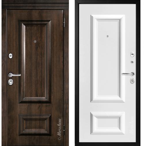 Железные двери для квартиры M75/3