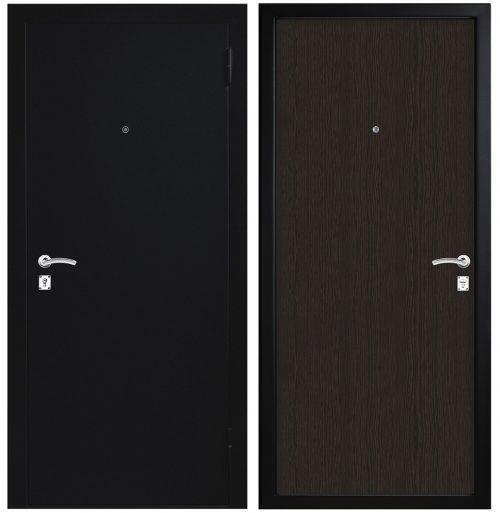 Lētas metāla durvis M90, cena tikai 187,00 Eur.