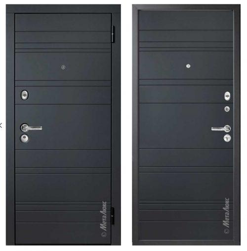 Металлические двери для квартиры и дома