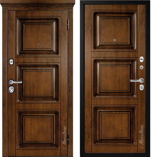 Metāla durvis M-Lux dzīvoklim un mājai