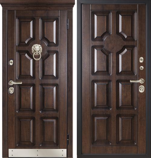 Metal doors from Belarus