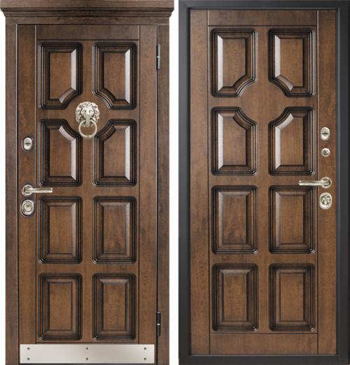 металлические двери из Беларуси