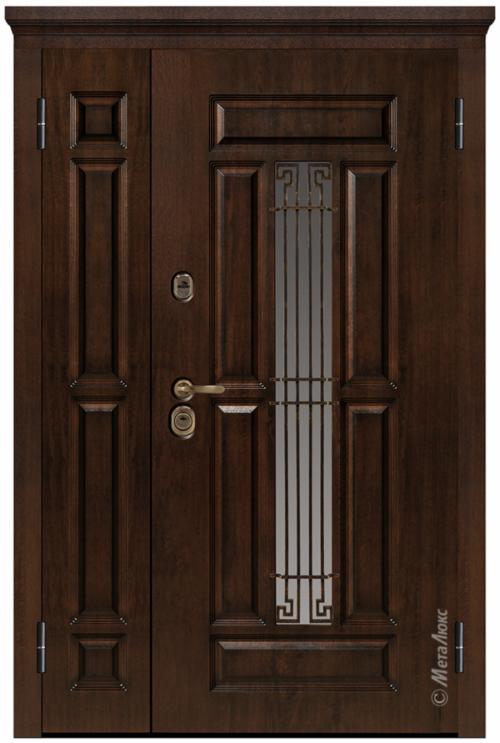Nestandarta metāla durvis