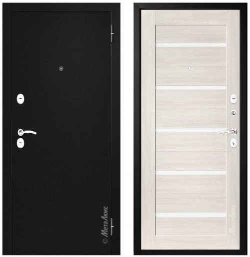 Metal door for house and apartment M550