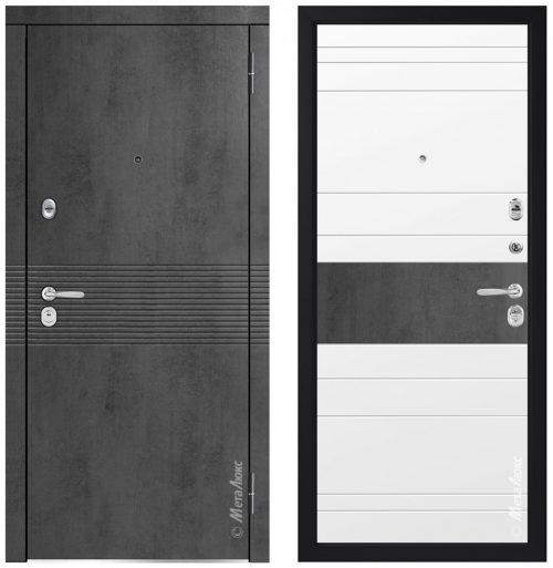 Металлические двери для квартиры