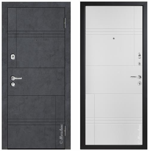 Металлическая дверь для квартиры и дома