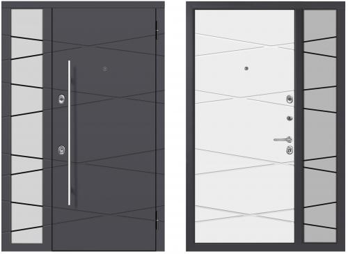 Metal doors for house CM1500/5 E
