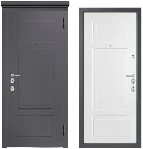 Металлические двери для квартиры или дома M1011/5 E