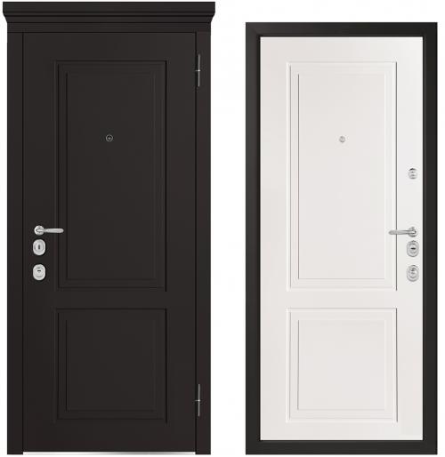 Металлические двери для квартиры или дома M1012/1 E