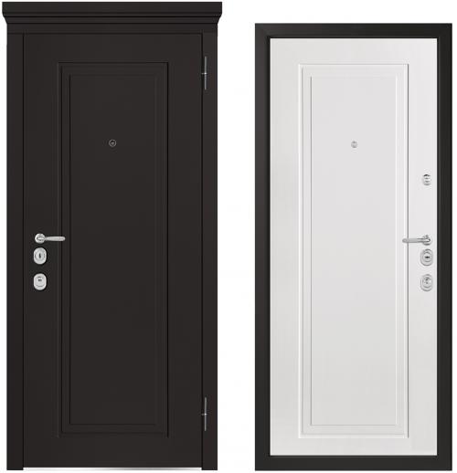 Металлические двери для квартиры или дома M1014/1 E