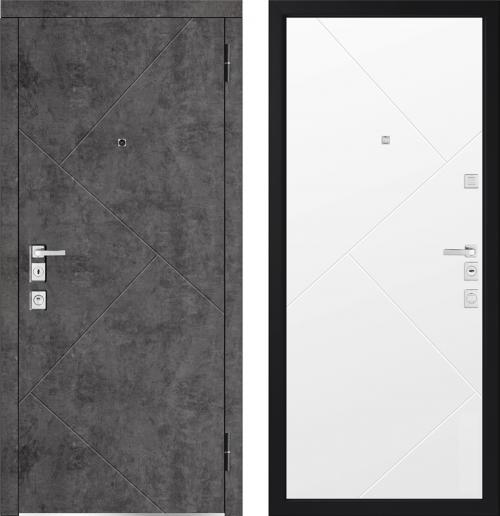 Металлические двери для квартиры M1100/13