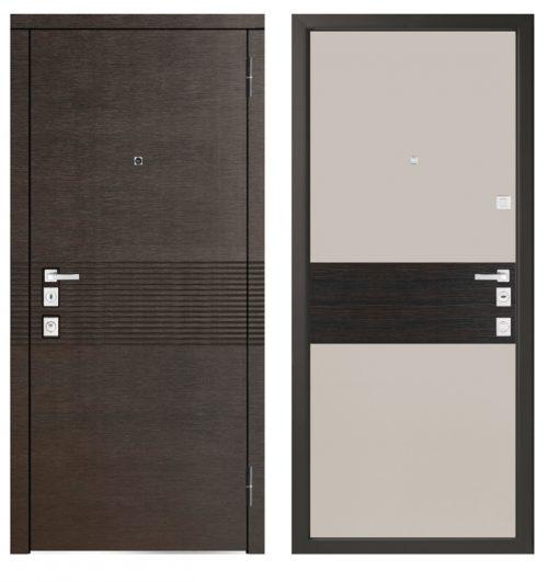 Metala durvis M-lux ir augstvērtīgas kvalitātes produkts.