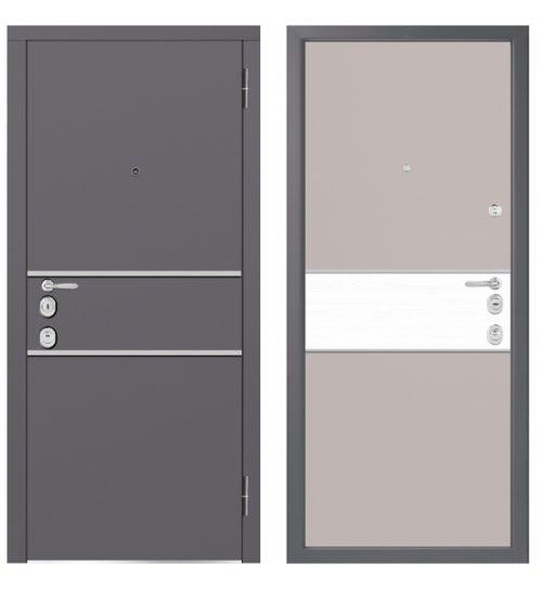 Металлические двери для квартиры M1402/2