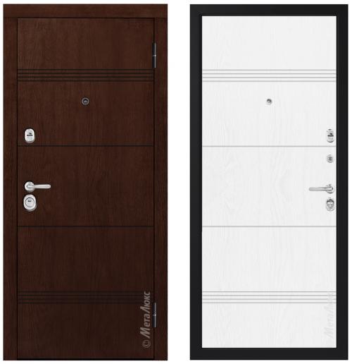 Металлические двери для квартиры или дома M432/22