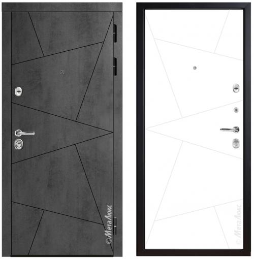 Металлические двери для квартиры M85/1