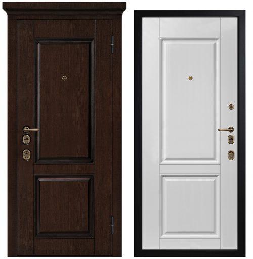 Metāla durvis ArtWood M1706/7 E2 ar mūsdienīgu dizainu