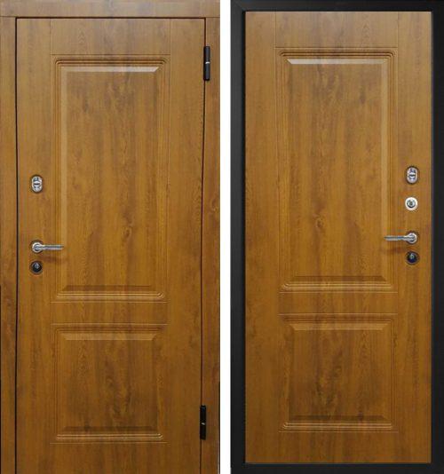 Наружные металлические двери для квартиры или дома