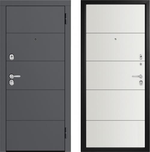 Metāla durvis M442/4E