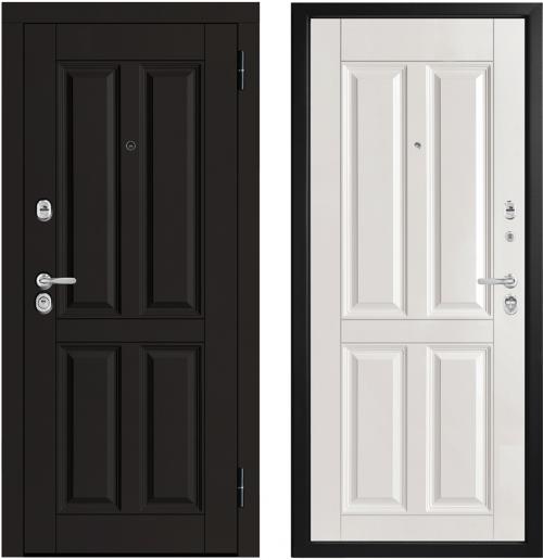 Metāla durvis M443/1 E