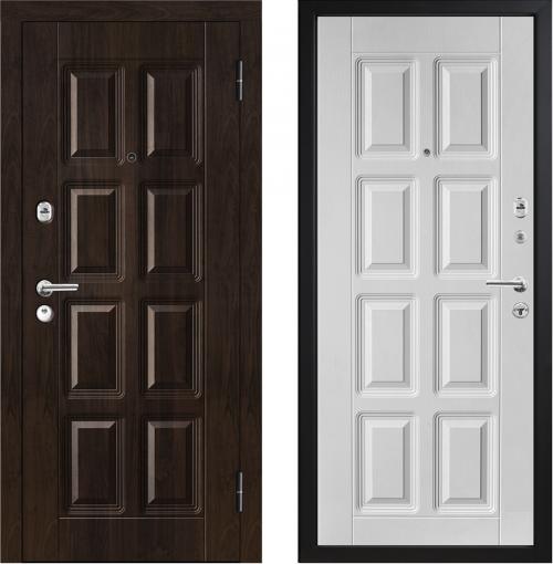 Наружные металлические двери для квартиры или дома M396/3