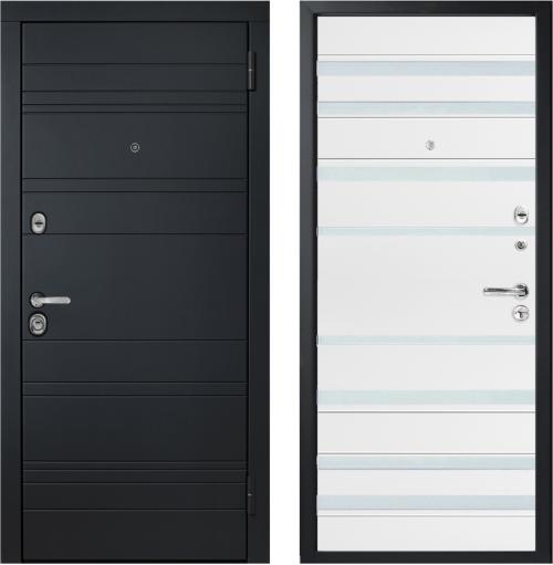Металлические двери для квартиры и дома M700/2