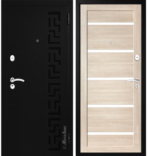 Металлические двери  M524 для дома, квартиры