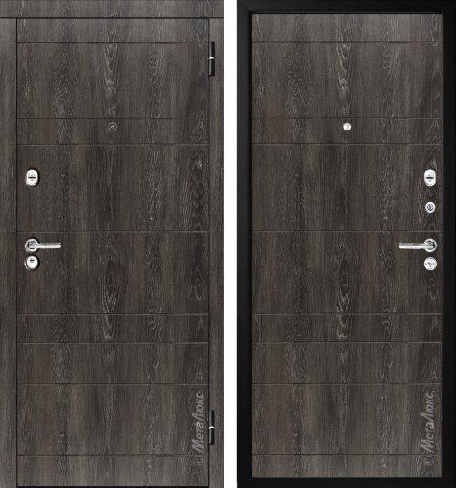 Quality metal doors M350/5