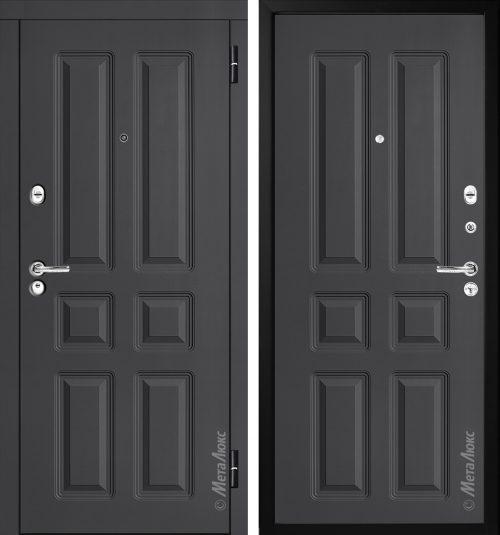 Metal door for apartment M-Lux M354
