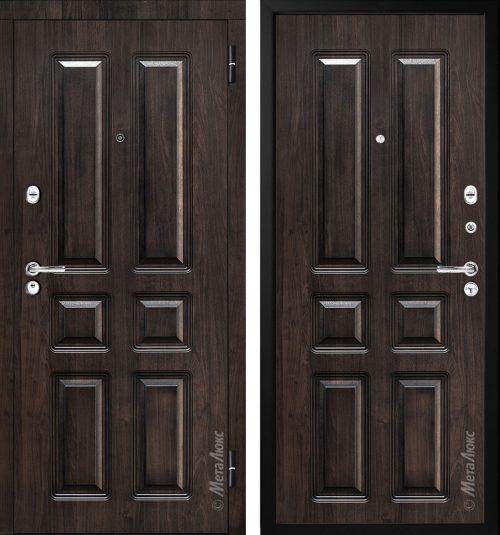 Metal doors M-Lux M381/2