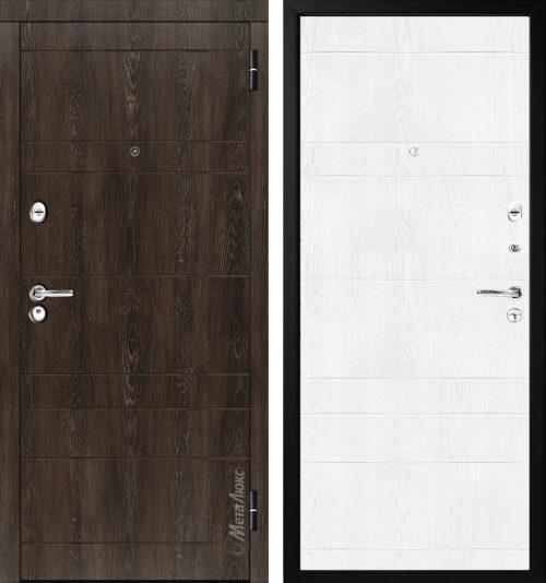 Quality metal doors M350/4