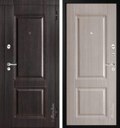 Metal doors M-Lux M353/1